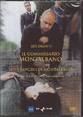Arancini Di Montalbano Dvd