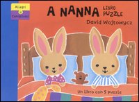 [DIFETTOSO] Allegri coniglietti a nanna. Libro puzzle - [Emme Edizioni]